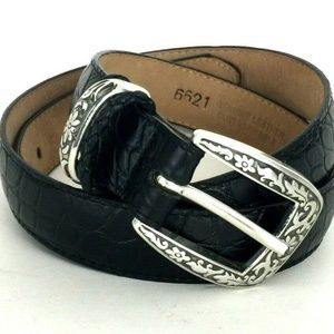 Talbots Genuine Leather Belt
